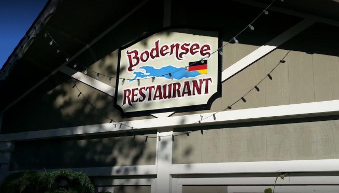 Bodensee Restaurant Helen Ga